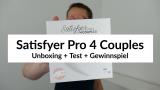 Gewinnspiel: Satisfyer Pro 4 Couples