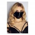 Noir Stoffmaske mit Nieten Gratis (nur 4,95€ Versand)